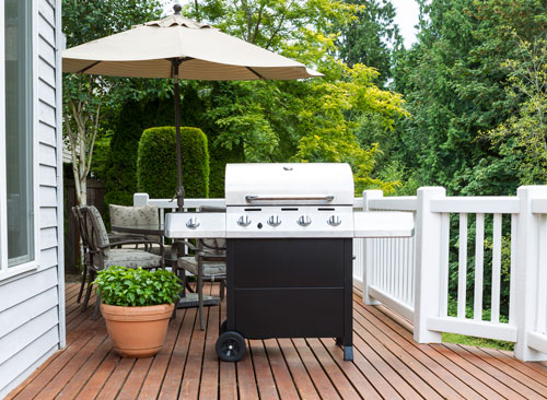 Choose the right decking material for your home.