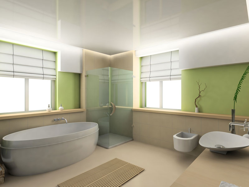 design an accessible bathroom